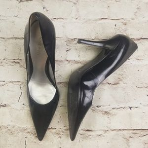 Nine West Honore Patent Leather High Heels Point 9